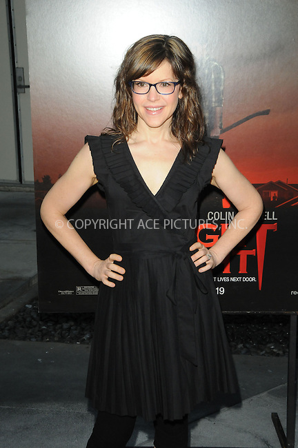 WWW.ACEPIXS.COM . . . . . .August 17, 2011......Los Angeles, CA ....August 17, 2011....Lisa Loeb attends the Fright Night  Screening at the Archlight Theater in Los Angeles, CA .....Please byline: PETER WEST - ACEPIXS.COM.. . . . . . ..Ace Pictures, Inc: ..tel: (212) 243 8787 or (646) 769 0430..e-mail: info@acepixs.com..web: http://www.acepixs.com .