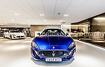 EHW Architects - Maserati, Old Brompton Road, London  9th September 2014
