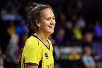 Pulse&rsquo; Aliyah Dunn, ANZ Premiership - Pulse v Stars at TSB Arena, Wellington, New Zealand on Monday 13 May 2019. <br /> Photo by Masanori Udagawa. <br /> www.photowellington.photoshelter.com