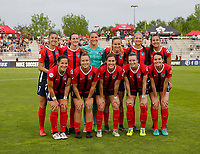 Boyds, MD - Saturday, May 4, 2019: A 2019 NWSL regular season match between the Washington Spirit and Reign FC at Maureen Hendricks Field at Maryland SoccerPlex.  The Spirit and Reign FC tie the match, 0-0.