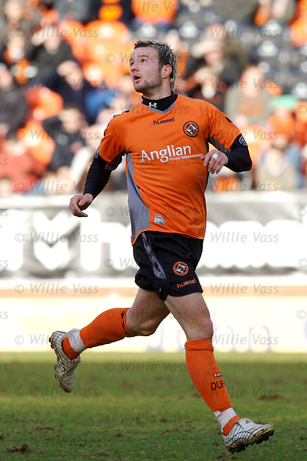 Noel hunt, Dundee Utd.stock season 2006-2007.pic willie vass