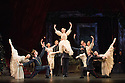 Birmingham, UK. 27.11.2014. Birmingham Royal Ballet present Sir Peter Wright's production of THE NUTCRACKER, music by Pyotr Ilyich Tchaikovsky, at the Birmingham Hippodrome. Photograph © Jane Hobson.