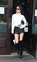 November 04, 2019 Kelsey Asbille attend Through Her Lens: The Tribeca Chanel Women's Filmmaker Program Luncheon at Locanda Verde  in New York.November 04, 2019. Credit:RW/MediaPunch