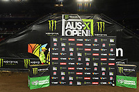 Monster Energy Aus-XOpen<br /> Supercross &amp; FMX International<br /> Qudos Bank Arena, Olympic Park NSW<br /> Sydney AUS Sunday 12  November 2017. <br /> &copy; Sport the library / Jeff Crow