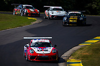 Porsche GT3 Cup Challenge USA<br /> Virginia International Raceway<br /> Virginia International Raceway, Alton, VA USA<br /> Sunday 27 August 2017<br /> 63, McKay Snow, GT3P, USA, 2017 Porsche 991<br /> World Copyright: Jake Galstad<br /> LAT Images