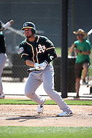 Renato Nunez - Oakland Athletics 2016 spring training (Bill Mitchell)