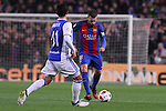 26.01.2017 Barcelona. Copa del Rey.Picture show Jordi Alba in action during game between FC Barcelona against Real Sociedad at Camp Nou