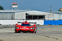IMSA WeatherTech SportsCar Championship<br /> Sebring February Test<br /> Sebring, Florida, USA<br /> Thursday 22 February 2018<br /> #31 Action Express Racing Cadillac DPi, P: Eric Curran, Mike Conway, Felipe Nasr<br /> World Copyright: Richard Dole<br /> LAT Images