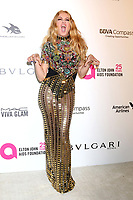 LOS ANGELES - MAR 4:  Paulina Rubio at the 2018 Elton John AIDS Foundation Oscar Viewing Party at the West Hollywood Park on March 4, 2018 in West Hollywood, CA