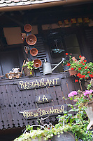 restaurant la table du brocanteur colmar alsace france