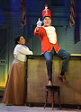 The Music Man. Book, Lyrics and Music by Meredith Wilson ,directed by Rachel Kavanaugh. With Brian Conley as Professor Harold Hill ,Nicola Blackman as Ethel Toffelmer.Opens at The Chichester Festival Theatre on 3/7/08. CREDIT Geraint Lewis