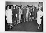 Rose Queens 1963