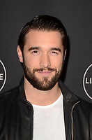 LOS ANGELES - JAN 9:  Josh Bowman at the Lifetime Winter Movies Mixer at The Andaz on January 9, 2019 in West Hollywood, CA