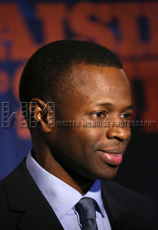 """Sean Patrick Thomas attends the Broadway Opening Night After Party for  """"A Raisin In The Sun"""" at Tribeca Rooftop on April 3, 2014 in New York City."""