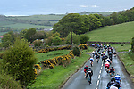 Action from Stage 3 of the 2019 Tour de Yorkshire, running 132km from Brindlington to Scarborough, Yorkshire, England. 4th May 2019.<br /> Picture: ASO/SWPix | Cyclefile<br /> <br /> All photos usage must carry mandatory copyright credit (© Cyclefile | ASO/SWPix)