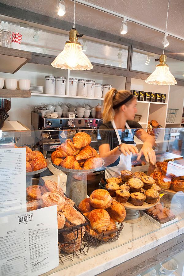 Jackson Hole, Wyoming, USA Persephone Bakery, cafe, bakery