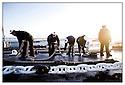 Porte h&eacute;licopt&egrave;res Jeanne d'Arc<br /> D&eacute;part de Brest