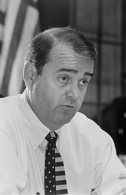 Rep. Jerry Costello, D-Ill., in 1997. (Photo by Shana Raab/CQ Roll Call via Getty Images)