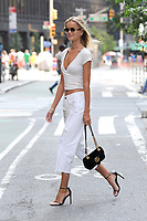 www.acepixs.com<br /> August 26, 2017 New York City<br /> <br /> Frida Aasen attends the fittings for the Victoria's Secret Fashion Show 2017 on August 26, 2017 in New York City.<br /> <br /> Credit: Kristin Callahan/ACE Pictures<br /> <br /> <br /> Tel: (646) 769 0430<br /> e-mail: info@acepixs.com