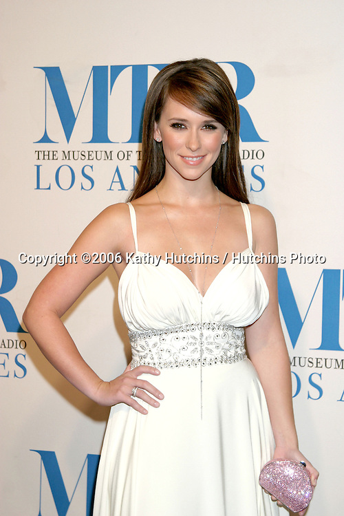 Jennifer Love Hewitt.Museum of TV & Radio Annual Gala IHO Les Moonves and Jerry Bruckheimer.Regent Beverly Wilshire Hotel.Beverly Hills, CA.October 30, 2006.©2006 Kathy Hutchins / Hutchins Photo....