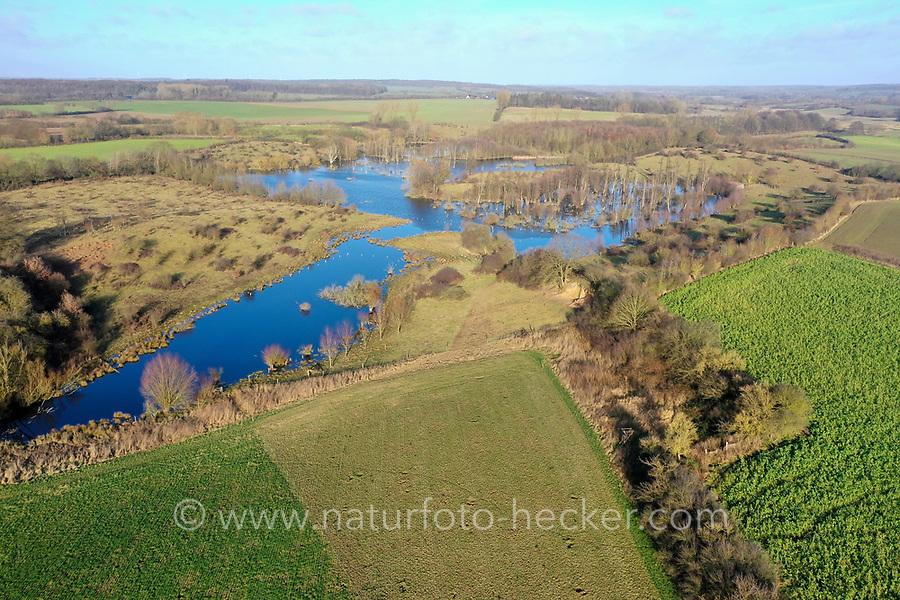 Hellmoor, Feuchtgebiet, Lämmerhof, Panten, Kreis Herzogtum Lauenburg, Schleswig-Holstein, Deutschland
