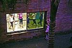 Jovens em aula de dança em academia. Rio de Janeiro. 2009. Foto de Ricardo Funari.