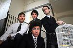 James Lance, Mark Burrell, Matt Addis, Chris Polick in Pythonesque by Roy Smiles
