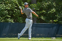 Rory McIlroy (NIR) watches his tee shot on 9 during 3rd round of the 100th PGA Championship at Bellerive Country Club, St. Louis, Missouri. 8/11/2018.<br /> Picture: Golffile | Ken Murray<br /> <br /> All photo usage must carry mandatory copyright credit (&copy; Golffile | Ken Murray)