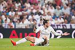 Real Madrid's player Gareth Bale during a match of La Liga Santander at Santiago Bernabeu Stadium in Madrid. August 27, Spain. 2016. (ALTERPHOTOS/BorjaB.Hojas)