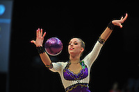 Shelby Kisiel of USA performs at 2011 World Cup at Portimao, Portugal on April 29, 2011.  .