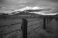 Nelson County, Virginia photographed in infrared. Photo/Andrew Shurtleff