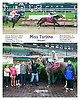 Miss Turbina winning at Delaware Park on 6/27/15