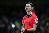 Assistant Referee, Sian Massey-Ellis during Chelsea vs Newcastle United, Premier League Football at Stamford Bridge on 12th January 2019