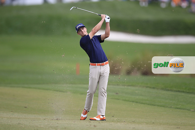Blayne Barber (USA) during the final round of the Honda Classic, PGA National, Palm Beach Gardens, West Palm Beach, Florida, USA. 28/02/2016.<br /> Picture: Golffile | Fran Caffrey<br /> <br /> <br /> All photo usage must carry mandatory copyright credit (&copy; Golffile | Fran Caffrey)