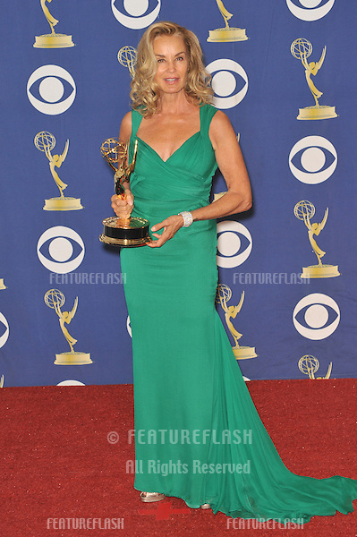 Jessica Lange at the 61st Primetime Emmy Awards at the Nokia Theatre L.A. Live..September 20, 2009  Los Angeles, CA.Picture: Paul Smith / Featureflash