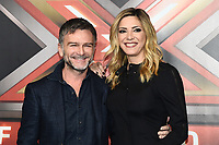 Alessandro Bonan-Vera Spadini<br /> Milano 13-12-2018 <br /> Photocall Ospiti Finale TV X Factor 2018 <br /> Foto Daniele Buffa / Image / Insidefoto