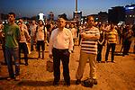 Standing Man Protest in Taksim (TUR)