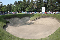 View of the 11th during Round Three of the 2016 BMW PGA Championship over the West Course at Wentworth, Virginia Water, London. 28/05/2016. Picture: Golffile   David Lloyd. <br /> <br /> All photo usage must display a mandatory copyright credit to © Golffile   David Lloyd.