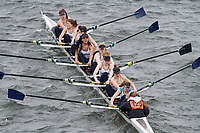 Crew: 129  Henley RC  Event: Girls CHAMP eights<br /> <br /> Schools' Head of the River 2017<br /> <br /> To purchase this photo, or to see pricing information for Prints and Downloads, click the blue 'Add to Cart' button at the top-right of the page.