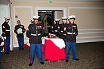 Marine Corps 242 Ceremony