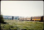D&amp;RGW #483 K-36 with RMRRC excursion - east of Durango.<br /> D&amp;RGW  e. of Durango, CO  5/30/1966