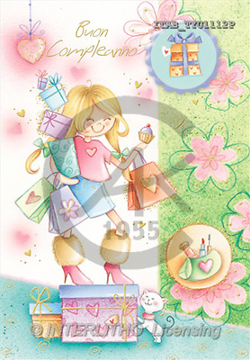 Andrea, CHILDREN, paintings(ITABTYU1112,#K#) ,everyday ,everyday