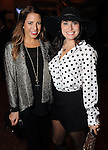 Alejandra Kipf and Calli Campo at day three of  Fashion Houston 5 at the Wortham Theater Thursday Nov. 20, 2014.(Dave Rossman photo)