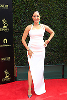 PASADENA - APR 29: Tamera Mowry at the 45th Daytime Emmy Awards Gala at the Pasadena Civic Center on April 29, 2018 in Pasadena, California