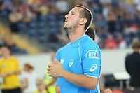 Pascal Hens (HSV) - Tag des Handball, Rhein-Neckar Löwen vs. Hamburger SV, Commerzbank Arena