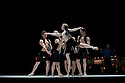 "LONDON, UK. American Ballet Theatre make a return to Sadler's Wells with two programmes of pieces. the mixed bill includes the UK premieres of Alexei Ratmansky's ""Seven Sonatas"" and ""Everything Doesn't Happen at Once"" by Benjamin Millepied."