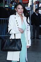 Janel Parrish at Good Morning America