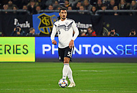 Mats Hummels (Deutschland Germany) - 19.11.2018: Deutschland vs. Niederlande, 6. Spieltag UEFA Nations League Gruppe A, DISCLAIMER: DFB regulations prohibit any use of photographs as image sequences and/or quasi-video.