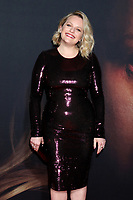 """LOS ANGELES - FEB 24:  Elisabeth Moss at the """"The Invisible Man"""" Premiere at the TCL Chinese Theater IMAX on February 24, 2020 in Los Angeles, CA"""