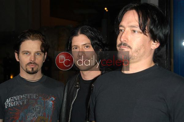 Wes Borland, Richard Patrick and Danny Loher